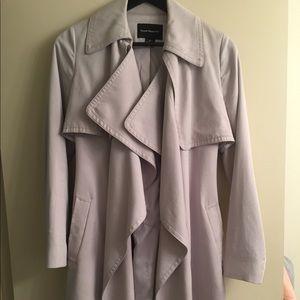 Club Monaco light trench coat